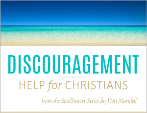 FREE BOOK Discouragement Help for Christians